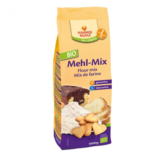 Bio Mehl-Mix