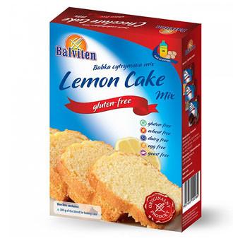 Zitronenkuchen Backmischung