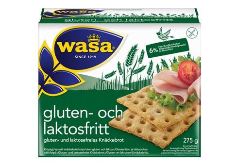 Wasa Knäckebrot (alte Rezeptur)