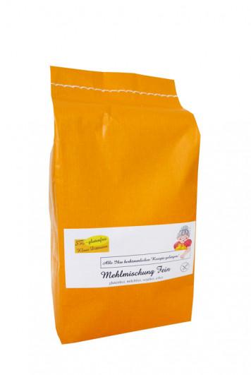 Mehlmischung Extra Fein für Gebäck