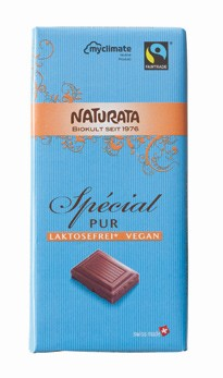 Schokolade Special PUR laktosefrei