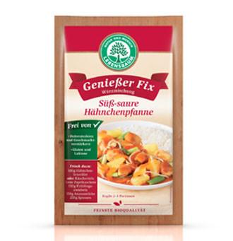 Genießer Fix Süß-Saure Hähnchenpfanne