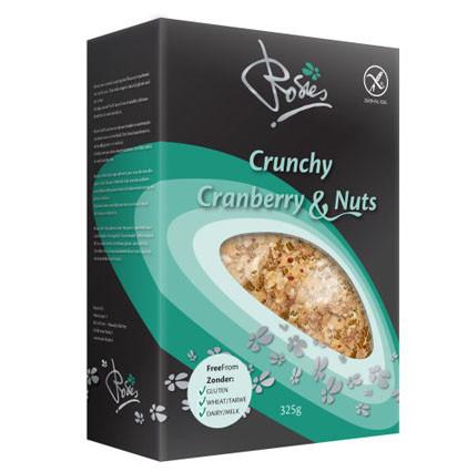 Cranberry-Nuss Crunchy Müsli