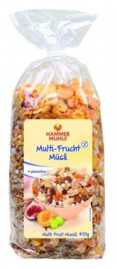 Multi-Frucht Müsli