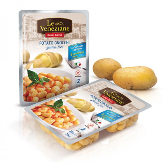 Le Veneziane Potato Kartoffel Gnocchi