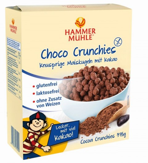 Choco Crunchies