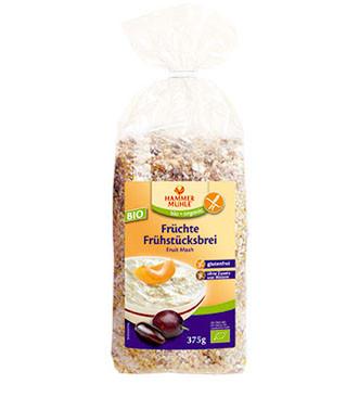 Bio Früchte-Frühstücksbrei