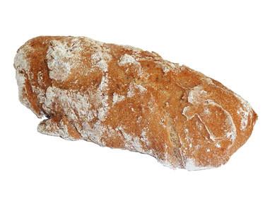 Wurzelbrot groß frisch gebacken