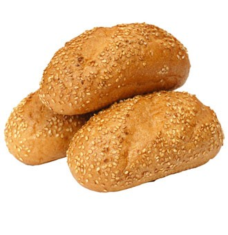 Glutenfreie Sesambrötchen