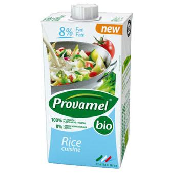 Reis Cuisine Sahneersatz