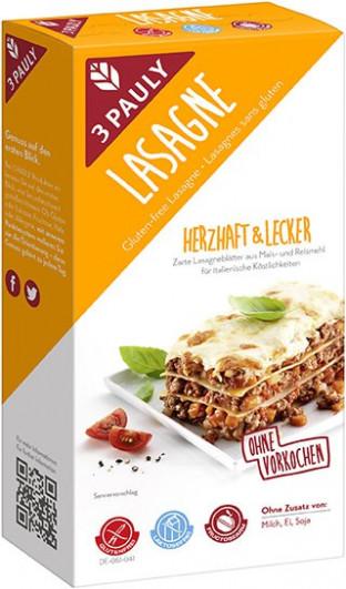 Lasagne ohne Vorkochen