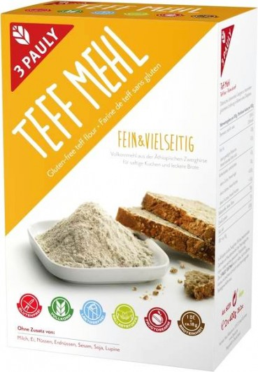 Teff Mehl