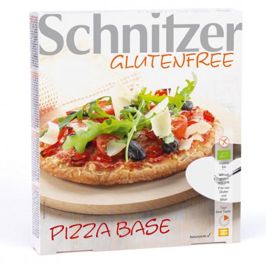 Bio Pizzabase Pizzaboden 3 Stück