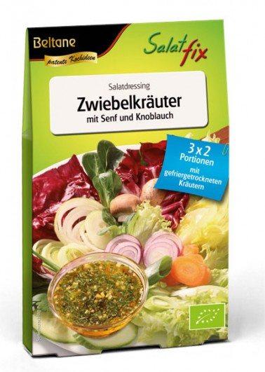 Salatfix Zwiebelkräuter