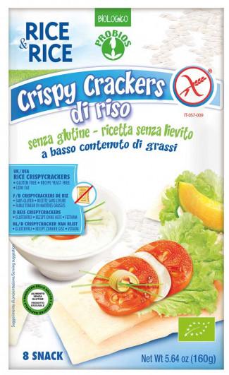Reis Crispy Crackers