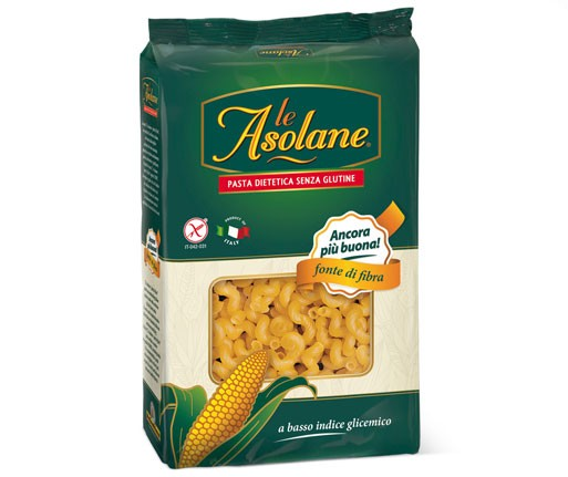 Le Asolane Cellentani mit Ballaststoffen