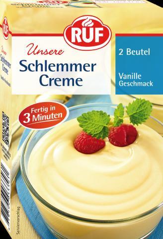 Schlemmer Creme Vanille