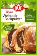 Weinstein Backpulver