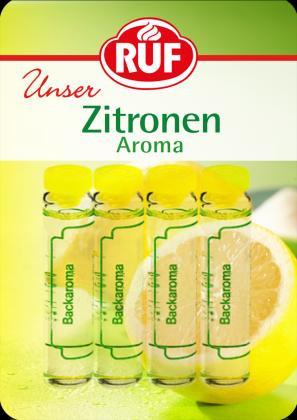 Zitronen Backaroma
