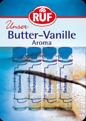 Butter-Vanille Backaroma