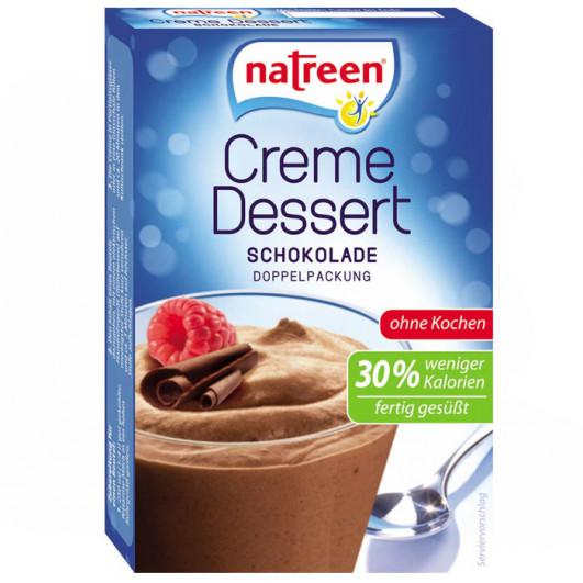 Creme Dessert Schokolade