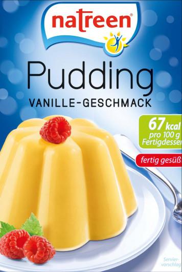 Pudding Vanille-Geschmack