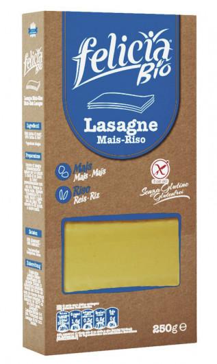 Bio Lasagne Mais-Riso