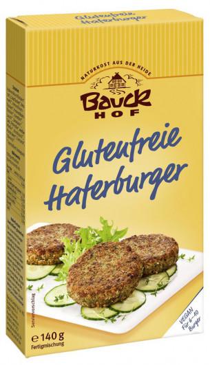 Glutenfreie Haferburger