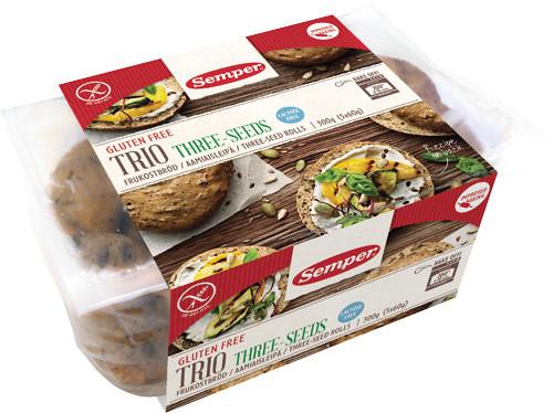 TRIO Bread Rolls
