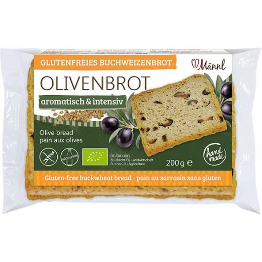 Bio Olivenbrot