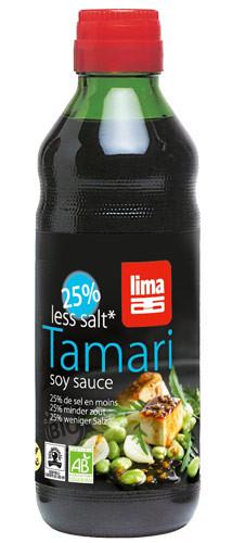 Tamari weniger Salz 500ml