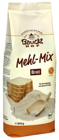Mehl-Mix Brot