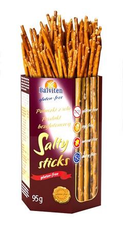 Salty sticks Salzstangen