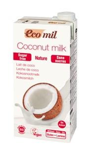 Kokosmilch Nature zuckerfrei