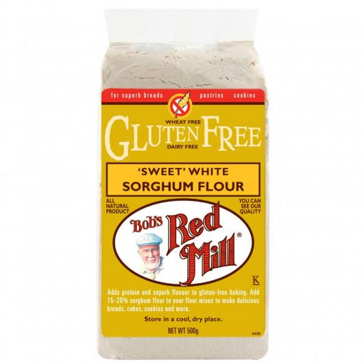 (Sorghum Flour) Hirsemehl