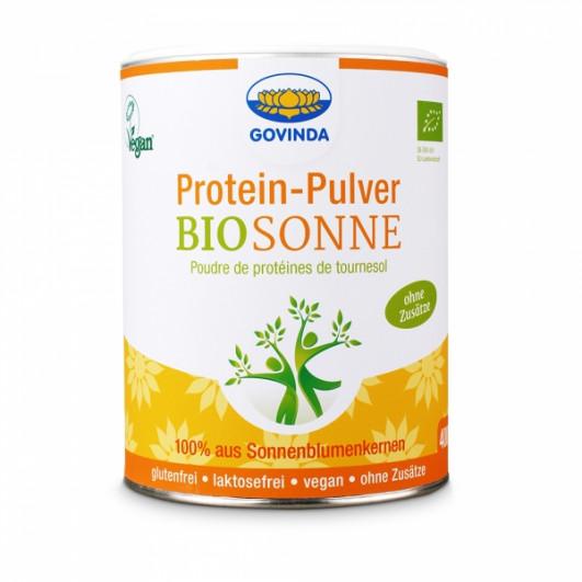 Protein-Pulver Bio Sonne
