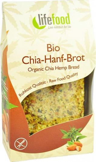Bio Chia-Hanf Brot