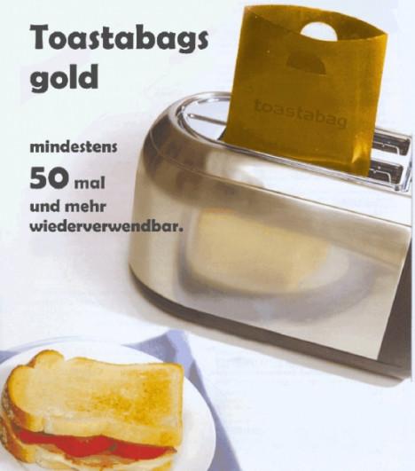 Toastabags gold 2 Stück