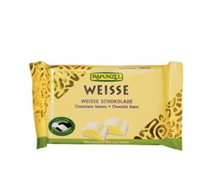 Weisse Cristallino Schokolade