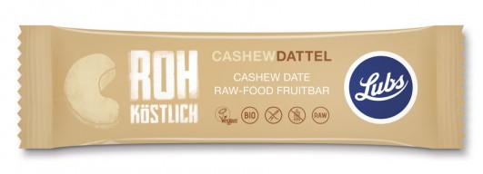 Cashew Dattel Rohkostriegel