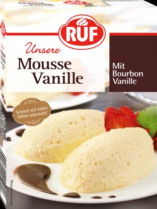 Mousse Vanille