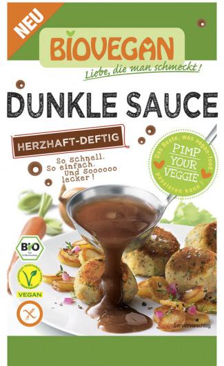 Dunkle Sauce (Braune Genießer Soße)