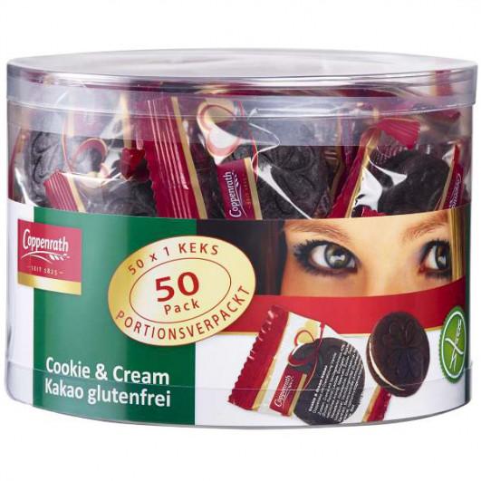 Cookie & Cream Kakao 50 Stück