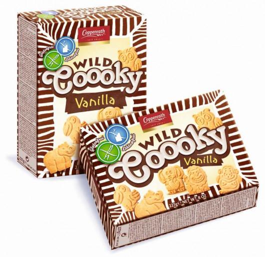 Wild Coooky Vanilla