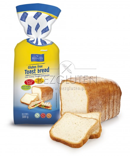 Toastbrot glutenfrei
