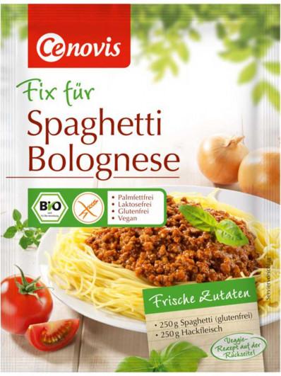 Fix für Spaghetti Bolognese
