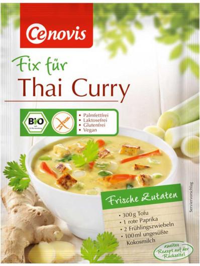 Fix für Thai Curry