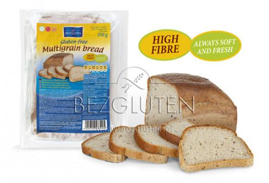 Glutenfreies Mehrkornbrot