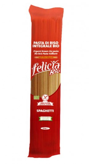 Bio Vollkorn-Reis Spaghetti