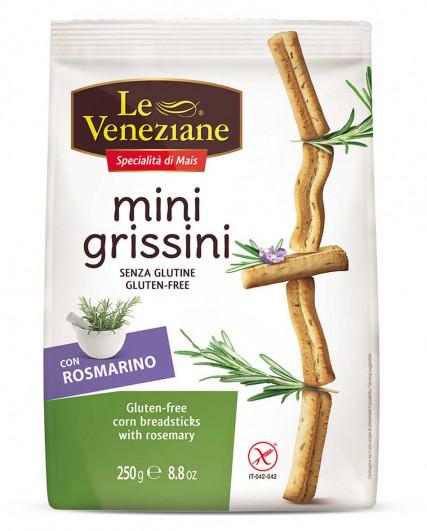 Le Veneziane Mini Grissini Rosmarin